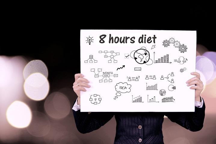 8 hours diet