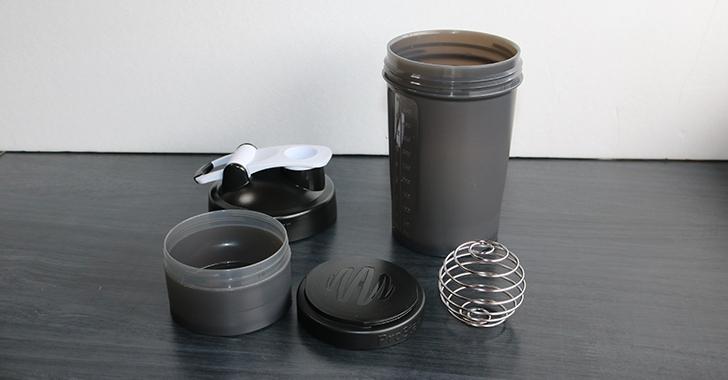 Blender Bottle ProStak PRECISION ENGINEERED 3
